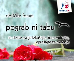 Obiščite forum pogreb ni tabu