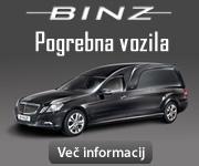 Pogrebna vozila Binz