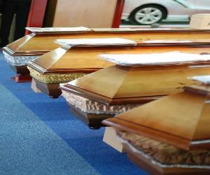 1. mednarodni sejem pogrebništva in pogrebne opreme Post Viva