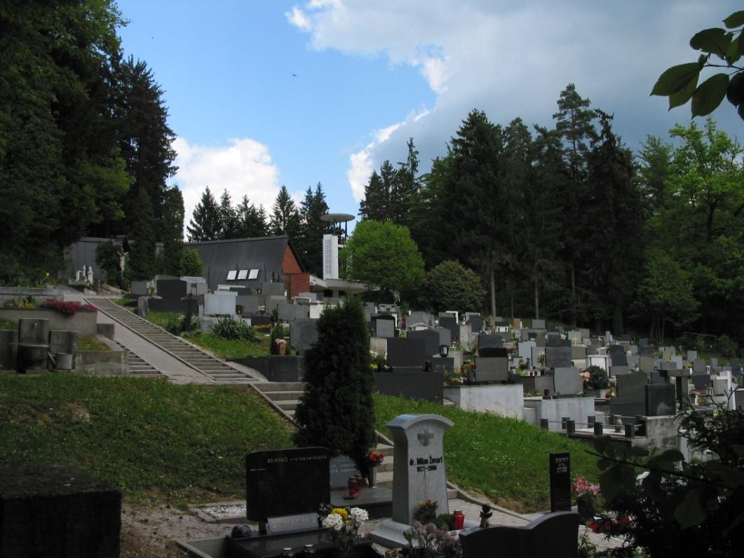 Pokopališče Škale
