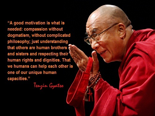 Tenzin Gyatso, njegova svetost 14. dalajlama